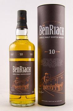BenRiach 10 0,7l, 43,0%