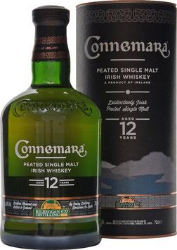 Connemara 12 Jahre 0,7l, 40,0%