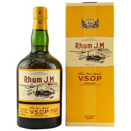 Rhum J.M V.S.O.P.  0,7l, 43,0%