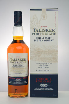 Talisker Port Righue 0,7l, 45,8%