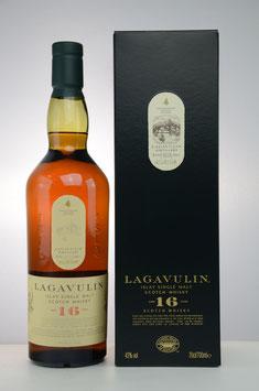 Lagavulin 16 Jahre 0,7l, 43,0%