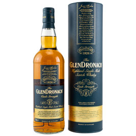 Glendronach Sherry Cask Strength / Batch 8 0,7l, 61,0%
