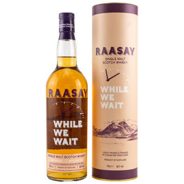 Raasay While We Wait 0,7l, 46,0%