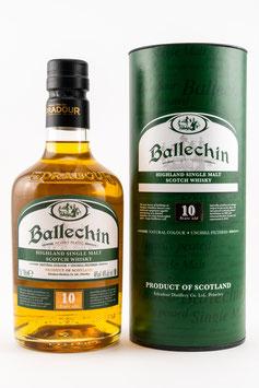 Ballechin 10 Jahre, 0,7l, 46,0%