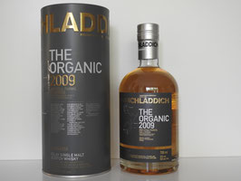 Bruichladdich The Organic 2009, 0,7l, 50,0%