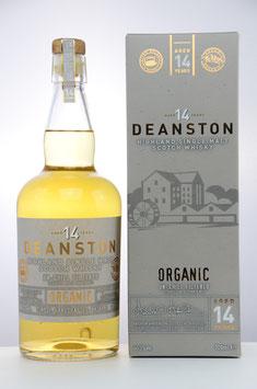 Deanston 14 Jahre Organic 0,7l, 46,3%