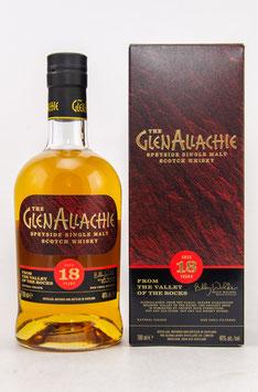 GlenAllachie 18, 0,7l, 46,0%