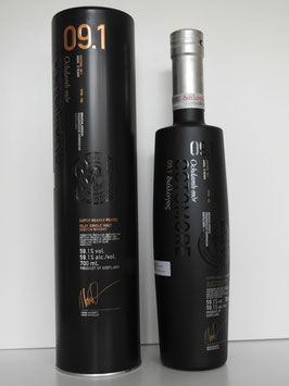 Bruichladdich Octomore 9.1 Scottish Barley, 0,7l, 59,1%