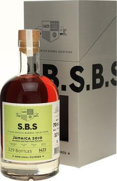 Single Barrel Selection Jamaica 2010 Bourbon and Port Cask 0,7 Liter 52,0 %