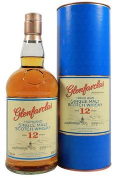 Glenfarclas 12 0,7l, 43,0%