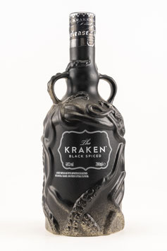 The Kraken Black Spiced Rum  0,7l, 40,0%