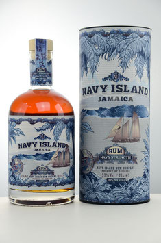 Navy Island Navy Strength 100% Pot Still Jamaica Rum 0,7l, 57,0%