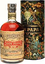 Don Papa in Geschenkdose 0,7l, 40,0%