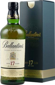 Ballantines 17 0,7l, 40,0%