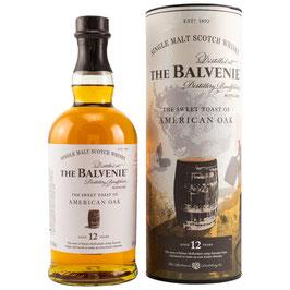 Balvenie 12 Jahre American Oak, 0,7l, 43,0%