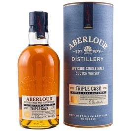 Aberlour Triple Cask 0,7l, 40,0%