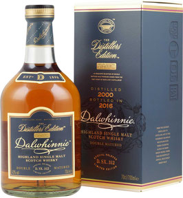 Dalwhinnie Distillers Edition 2016 0,7l, 43,0%