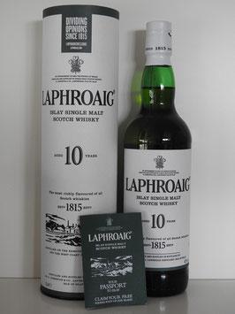 Laphroaig 10 Jahre 0,7l, 40,0%