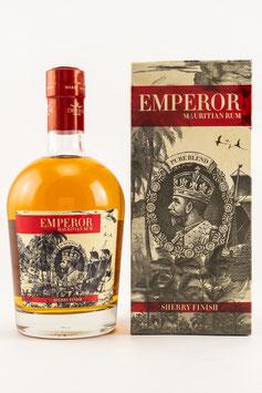 Emperor Sherry Cask Rum Mauritius 0,7 Liter 40,0%