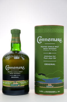 Connemara Peated Single Malt 0,7l, 40,0%