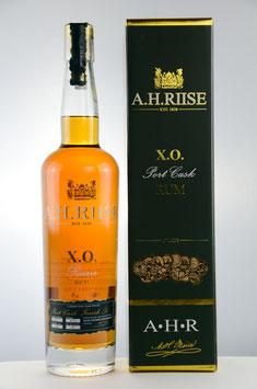 A.H. Riise X.O. Port Cask 0,7l, 45,0%