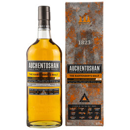 Auchentoshan The Bartenders Malt Edition 01 0,7l, 47,0%