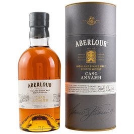 Aberlour Casg Annamh Small Batch 0003 0,7l, 48,0%