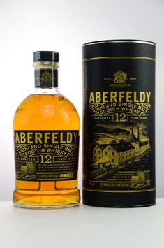 Aberfeldy 12 0,7l, 40,0%