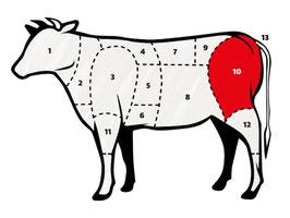 Bio-Weidebeef Spider-Steak