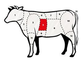 Bio-Weidebeef Skirt-Steak