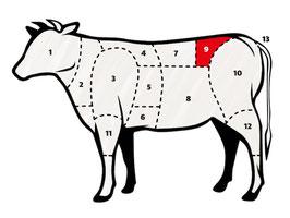 Bio-Weidebeef Rump-Steak