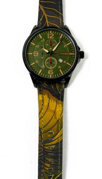 Uhr | Jungle Yellow