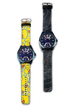 Uhr | Urban Blue
