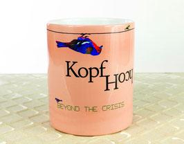 "Kaffeetasse ""Kopf Hoch"""