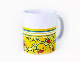 """Kaffeetasse """"Lucky Ducks"""""""