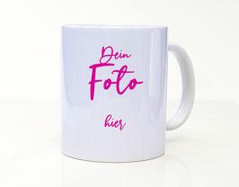 Foto / Motiv - Tasse, ganz nach Ihren Wünschen
