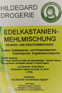 Hildegard Edelkastanien Mehlmischung