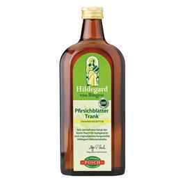 Posch Hildegard Pfirsichblätter Trank