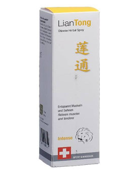 LIANTONG Chinese Herbal Intense Spray