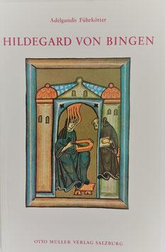 Buch - Hildegard von Bingen - Adelgundis Führkötter