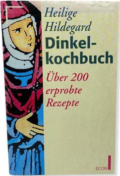 Buch - Dinkel Kochbuch Econ Verlag 217 Seiten (Aus unserem Antiquariat)