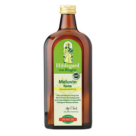 Posch Hildegard Meluvin forte Petersilienwein