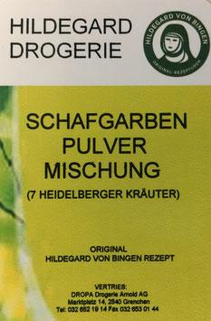 Schafgarben Pulvermischung (Heidelberger 7 Kräuter Pulver)
