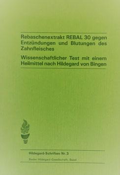 Büchlein - Rebaschenlauge - Hildegard Schriften