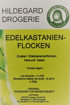 Hildegard Edelkastanienflocken