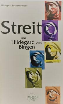 Buch - Streit um Hildegard von Bingen - Hildegard Strickerschmidt