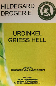 Hildegard Dinkel Griess hell (Urdinkel)