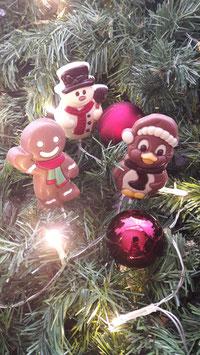 Sucettes de Noël