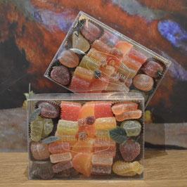 Pâte de fruits - Boîte rectangle