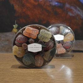Pâtes de fruits - Petite boîte ronde